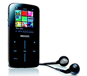 Philips Launch Ho-Hum Streamium MP3 Players