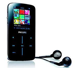 Philips Launch Ho-Hum Streamium MP3 Players