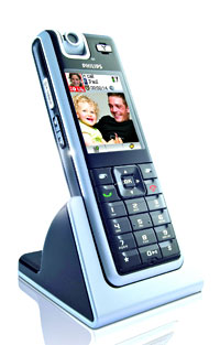 Philips VP-5500 VoIP Videophone