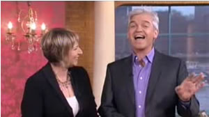 Philip Schofield Gives Twitter 'This Morning' Boost