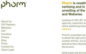 fipr: Phorm Web Monitoring Illegal?