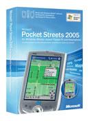 Microsoft Pocket Streets 2005