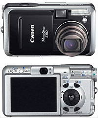 PowerShot S80 Announced By Canon