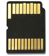 C-Flash Smart Phone Memory Cards Launched by Pretec - CeBIT 05