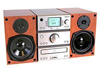 Pure Digital DMX-50 DAB Microsystem