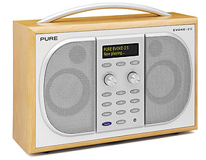 Pure Evoke-2s DAB Radio Announced