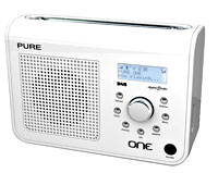 Pure One Digital DAB/FM Radio Launches - For Under Fifty Quid
