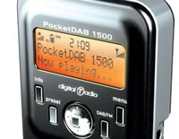 PocketDAB 1500 Released By Pure Digital