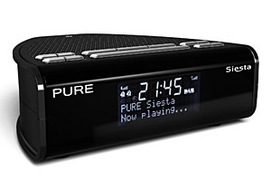 Pure Siesta DAB/FM Radio Bigs Up Its Green Credentials