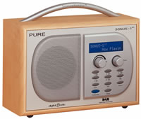 Pure Digital Announces Speaking DAB Radio
