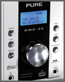 PURE DMX-25 DAB Micro System With MP3 Playback Launched