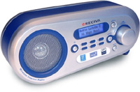 The Reciva Reference Wireless Household Internet Radio