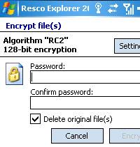 Resco Explorer 5.2 For Pocket PC Review