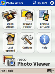 Resco Photo Viewer For Pocket PC