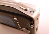 Ricoh Caplio R5 Digital Camera Review (70%)
