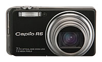 Ricoh Caplio R6 Digicam Announced