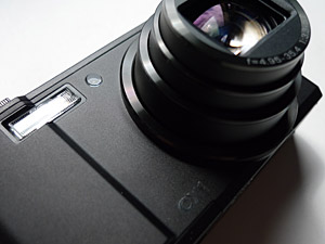 Ricoh CX1 Camera: First Look