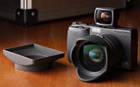 Ricoh GR Digital Camera Review (90%)