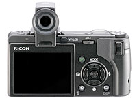 Ricoh GX100 Digicam Packs In The Innovation