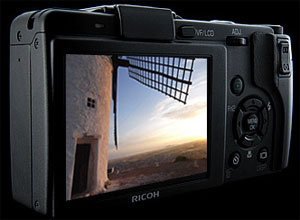Ricoh Launches High-End Caplio GX200 Digital Camera