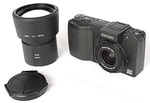 Ricoh GX200 Digital Compact Camera Review
