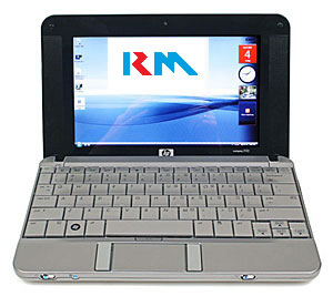 RM Gets HP 2133 Mini-Note PC On UK Education Exclusive