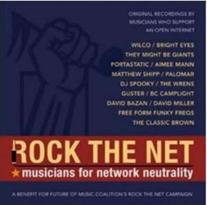Rock The Net CD: UK Release 25 August