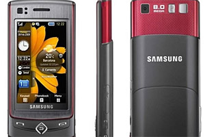 Samsung Tocco Ultra Edition S8300 8MP Slider Phone