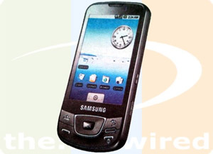 Samsung I7500 Android Powered Handset For June Release?