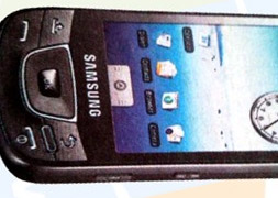 Samsung I7500 Android Powered Handset For June Release