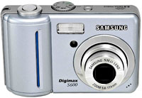 Samsung Announces Digimax i6, The World's First PMP Slim Camera