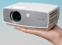 Samsung Launch Petite Projectors