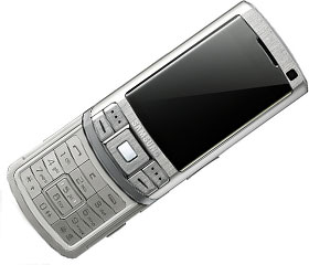 Samsung G810 S60 Smartphone Packs Wi-Fi, GPS