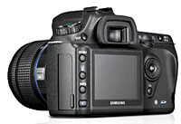 GX-1S: Samsung Announces Its First Digital SLR