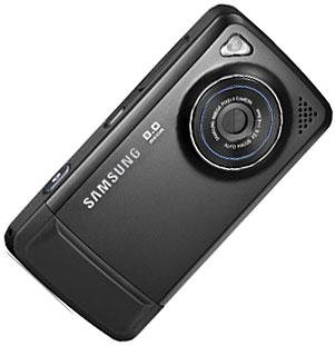 Samsung Announce M8800 Pixon: