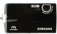 VP-MS15 Miniket Digital Camera Unveiled by Samsung