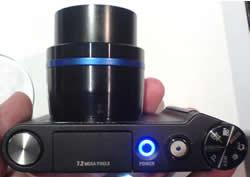Samsung NV Cameras Announced