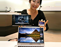Samsung Announces World's First Solid State Laptops