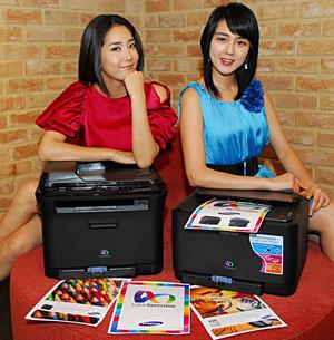 Samsung CLP-315K Colour Laser Printer Claims