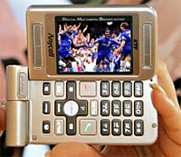 SPH-B1300 DMB Phone From Samsung, Flipping 'eck