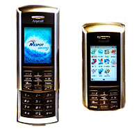 SPH-V6800 Wi-Fi Multimedia Handset Announced By Samsung