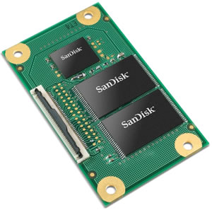 SanDisk Moving To SSD For Low-cost Laptops