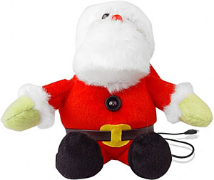 Santa USB Webcam: Let The Festive Tack Begin!