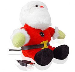 Santa USB Webcam: Let The Festive Tack Begin!