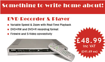 DVD Recorder For Under £50