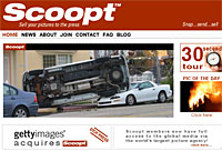 Citizen Journalism Service Scoopt Snapped Up By Getty