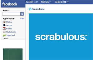 Scrabble Aims To Outshine Scrabulous On Facebook