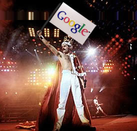 Google Rampant: Microsoft Search Slips Up