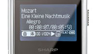 MP-B200 and MP-B300 MP3 Players From Sharp