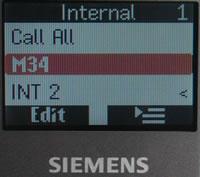 Siemens Gigaset M34 USB Adaptor Skype